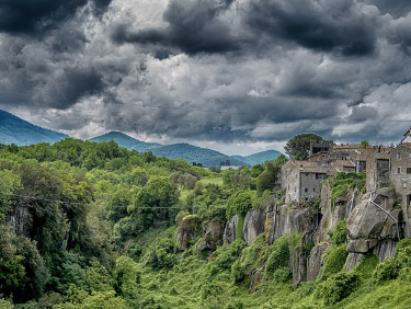 consigli membri HomeExchange: dove andare in vacanza nel Lazio Viterbo