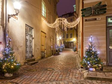 escapada urbana Navidad