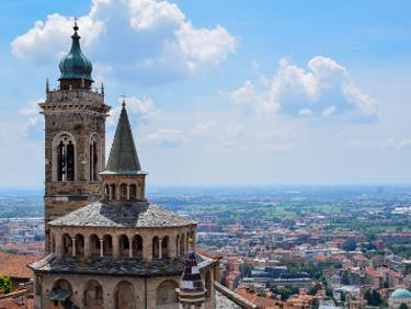 Visitare Bergamo per le vacanze natalizie
