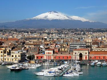 Visitare Catania per le vacanze natalizie